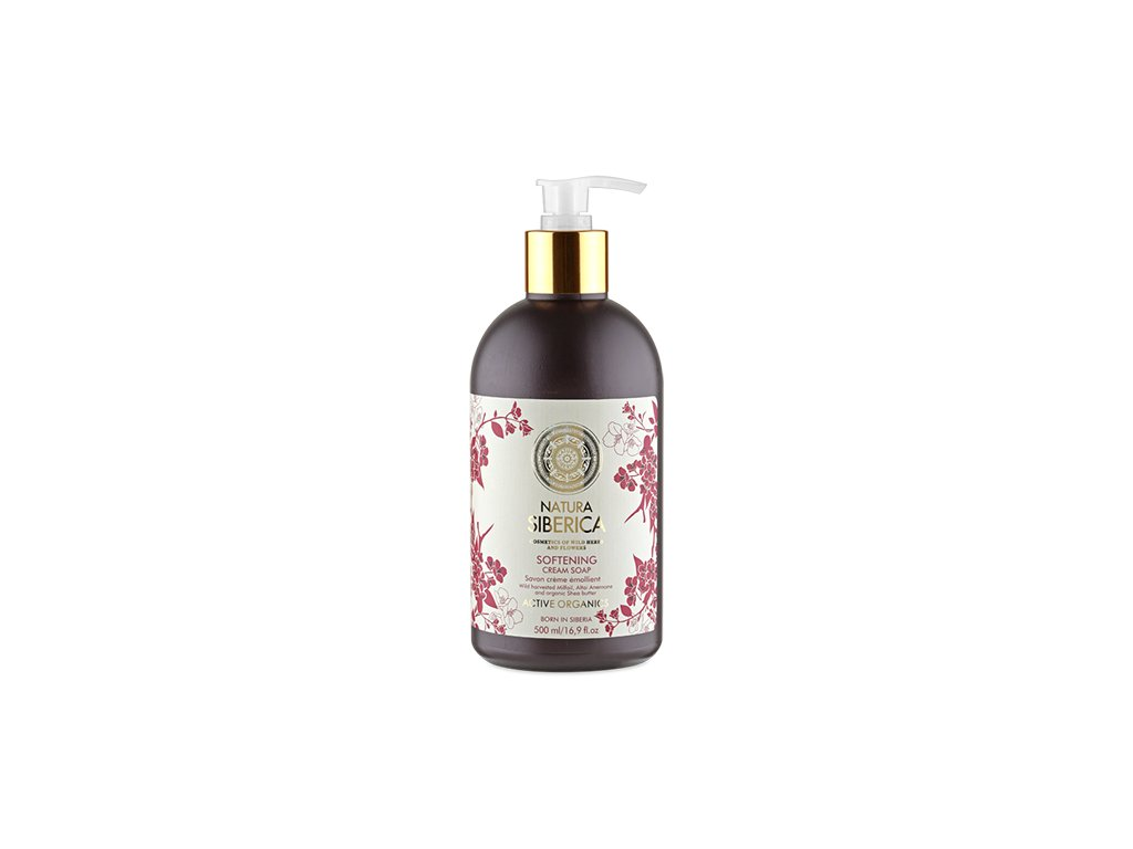 Krémové mýdlo «Zjemňující» 500ml