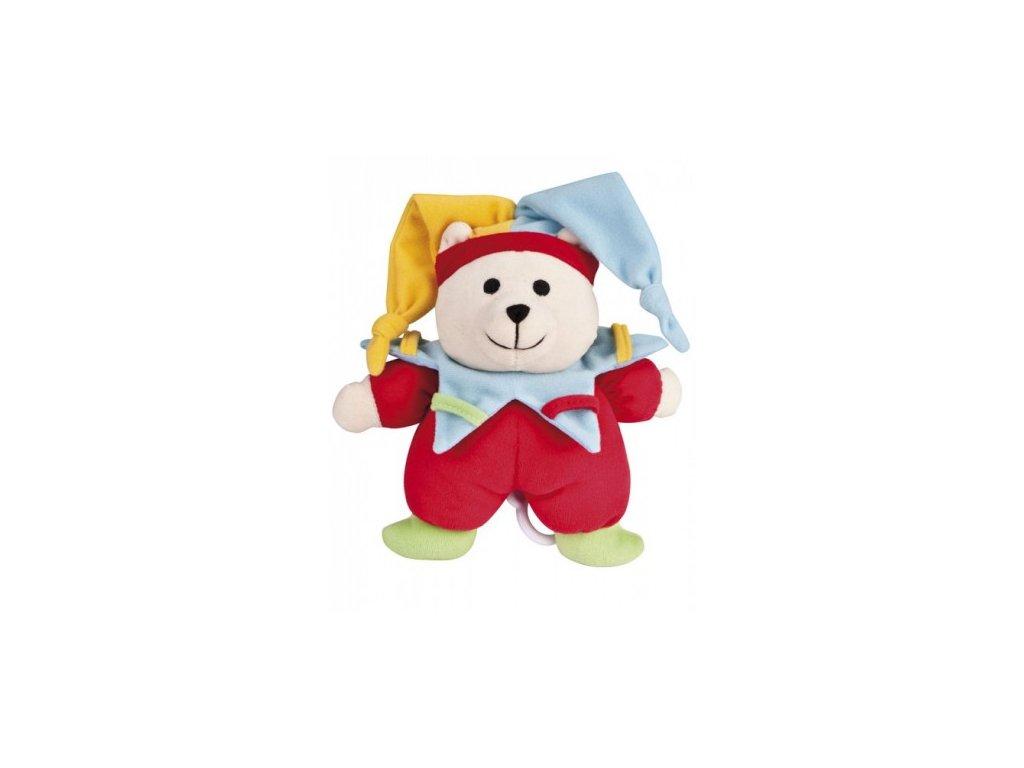 Plyšová hrající skříňka medvídek kašpárek 2/407 Canpol Babies