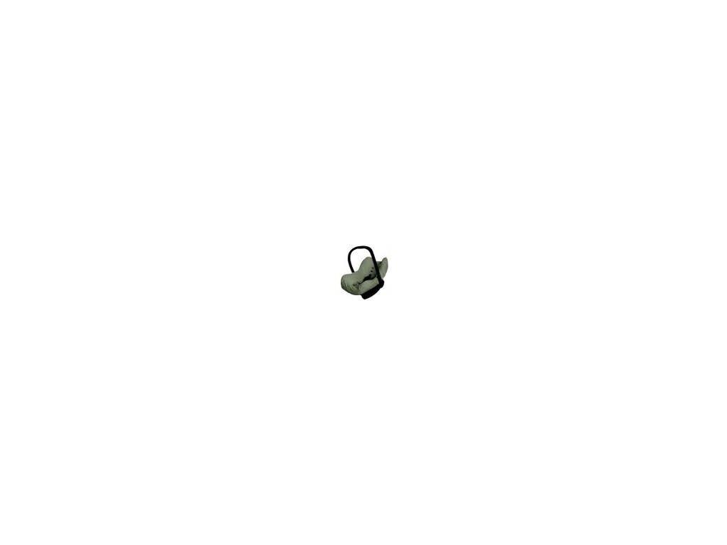 Emitex Potah na autosedačku jersey oliva