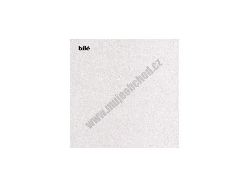 Darland Prostěradlo froté bílé 140x70