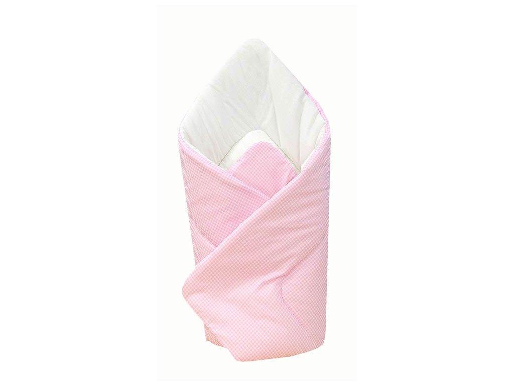 Zavinovačka kostička růžová Darland
