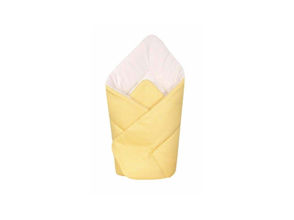Zavinovačka kostička žlutá Darland