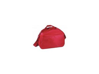 Emitex přebalovací taška Zita Emitex se zipem červená