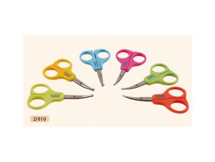 Nůžky na nehty s kulatou špičkou Canpol Babies