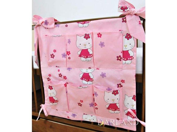 Darland Kapsář Kitty růžová