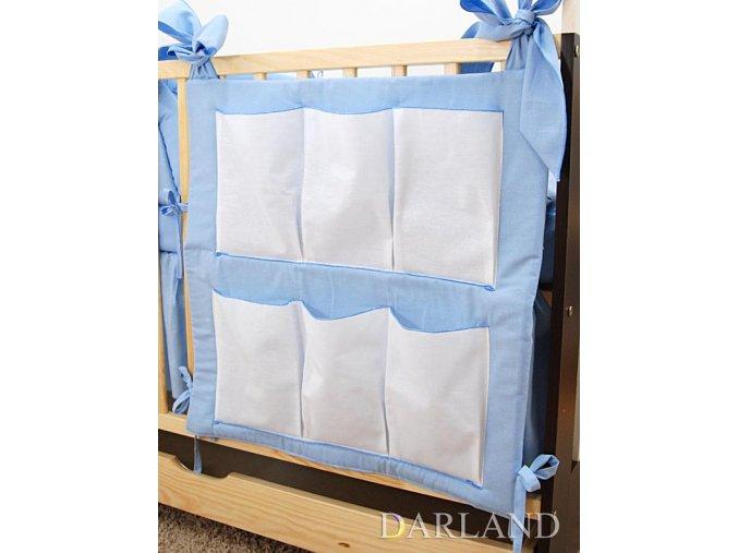 Darland Kapsář modrý (kolekce Medvídek na houpačce)