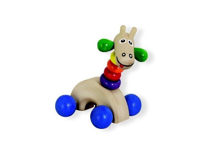 Detoa Žirafa na kolečkách