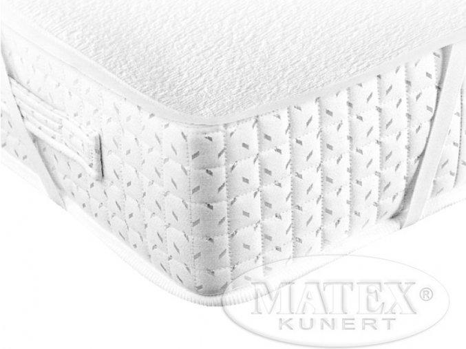 Matex Chránič matrace froté s gumičkami 200x90