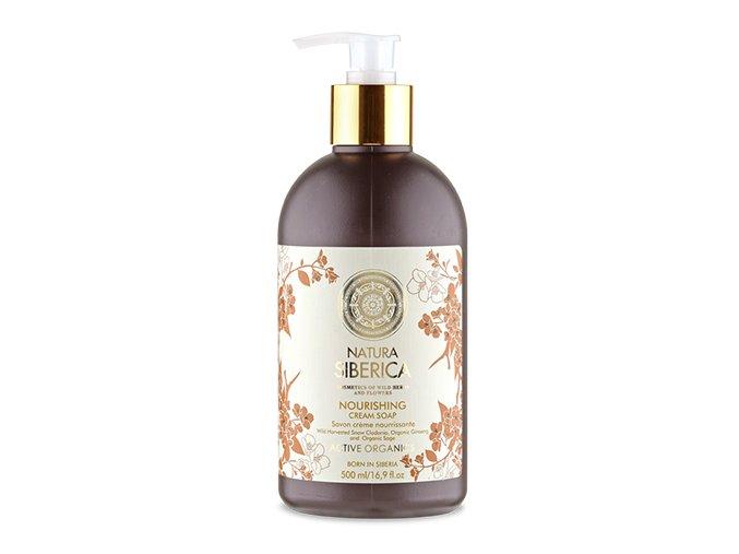 Krémové mýdlo «Vyživující» 500ml