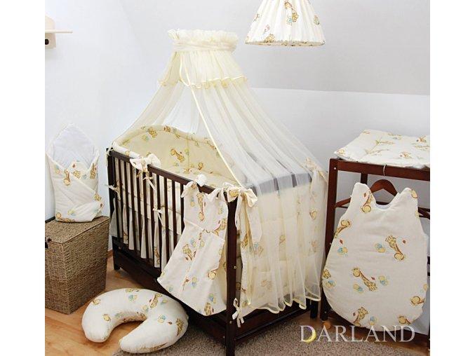 Darland moskytiéra na postýlku béžová