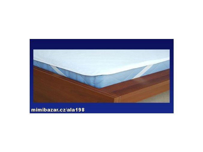Darymex Prostěradlo ochranné s gumičkami 140x70