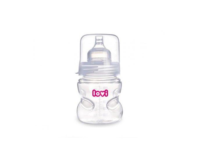 Samosterilizující láhev Lovi 150 ml