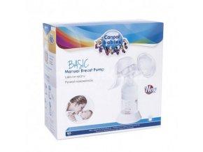 canpol babies rucni odsavacka materskeho mleka basic