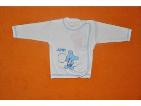 Bavlněná košilka JUMP! Myška bílá vel.62