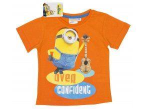 Bavlněné tričko Minions 104