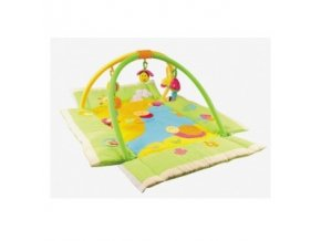 Canpol Babies Multifunkční hrací deka 3 v 1 louka 68/004