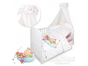 Baby Matex 2-dílné povlečení Sleeping bear