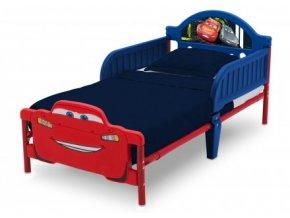 Dětská postel Cars 140x70