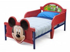Dětská postel Mickey 140x70