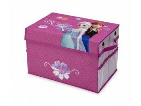 Dětský látkový box na hračky Frozen