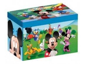 Dětský látkový box na hračky Mickey