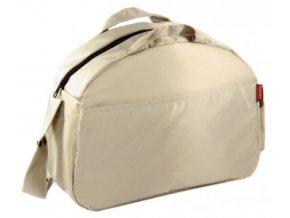 Emitex přebalovací taška Zita Emitex se zipem béžová