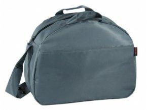 Emitex přebalovací taška Zita Emitex se zipem šedá