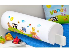 Chránič na postel Farma zvířátka