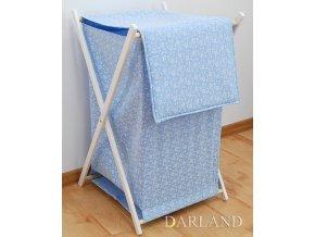 Koš na prádlo Modrá louka