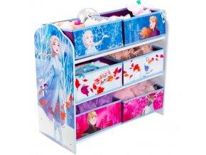 organizer na hracky frozen 2