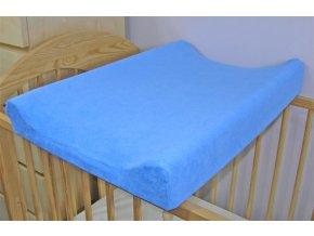 Potah na přebalovací pult modrý Darland