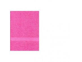 Potah na přebalovací pult sytě růžový Nadia