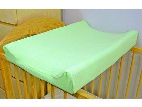 Potah na přebalovací pult zelený Darland