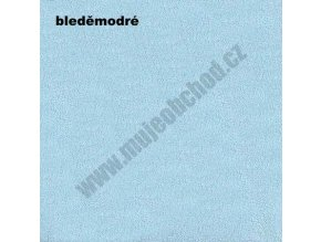 Darland Prostěradlo froté modré 140x70