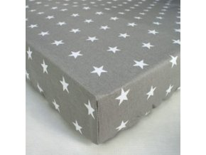 prosteradlo hvezdicky na sedem