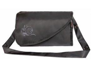 Přebalovací taška Kate s kapsami černá Emitex