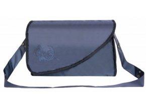 Přebalovací taška Kate s kapsami tmavě modrá Emitex