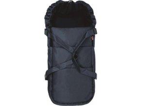Vložná taška do kočárku univerzální Emitex černá