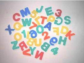 Vodolepky abeceda