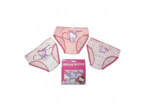 Kalhotky Hello Kitty new 3pack new 92/98