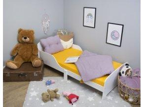ourbaby detska postel bila