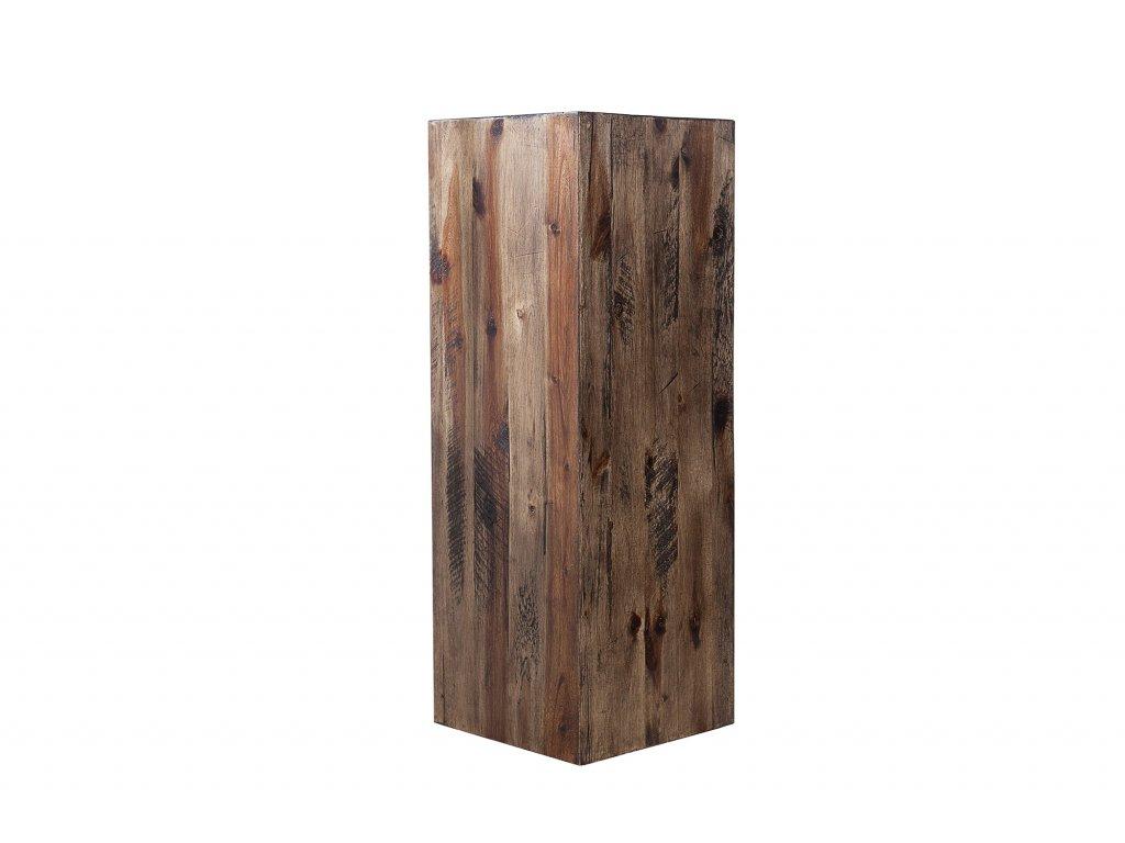 Odkládací stolek Kolumo, 75 cm, akácie