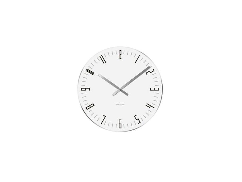 hodiny muj haus