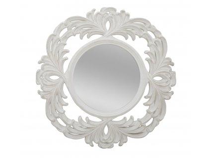 Bílé nástěnné zrcadlo Mauro FerrettiLuxio 100 cm