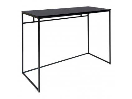 Černý psací stůl Energy