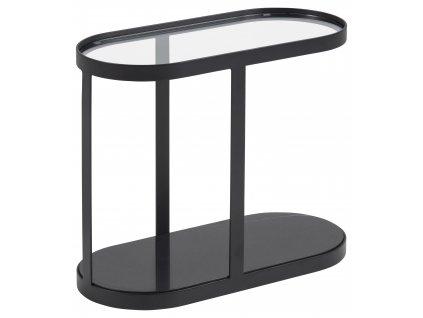 pic serv12 PhotoManagerPublicMasters Products H000020241 noville elki lt top clear glass shelf black marble base metal black mpg001 56x26xh44 orig