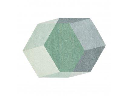 PUIK 170704 Iso Hexagon 1 Green LR VK