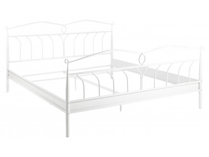 pic serv12 PhotoManagerPublicMasters Products H000019848 line bed 180x200cm metal lacq white extra high siderails for box only orig