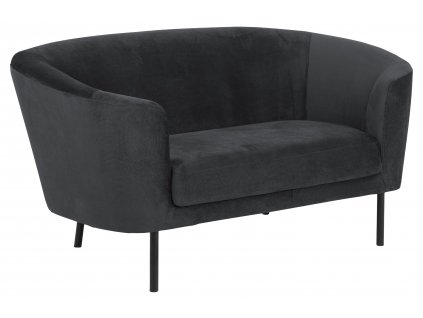 pic serv12 PhotoManagerPublicMasters Products 0000087438 biloxi 2 seater sofa sofina anthracite a108 metal legs pc black mani