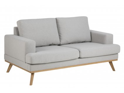 pic serv12 PhotoManagerPublicMasters Products 0000077007 norwich 2 seater sofa stuart light grey 39 legs ash oak stained lacquered